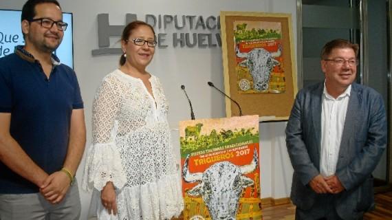 Antonio Carmona, Rocío Ojuelos o Miguel Sáez actúan en las Capeas de Trigueros, que se celebran desde el 27 de agosto al 3 de septiembre