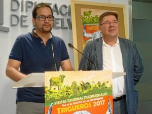 Trigueros invita a sus Capeas a toda la provincia.