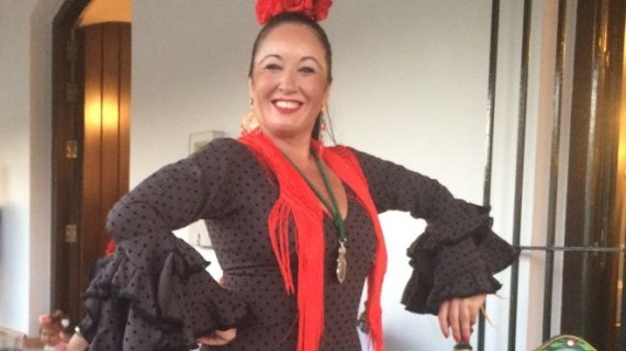 Feli de Huelva: 'Lo bonito en el baile flamenco es lo que te sale del alma, lo que surge de tus entrañas'