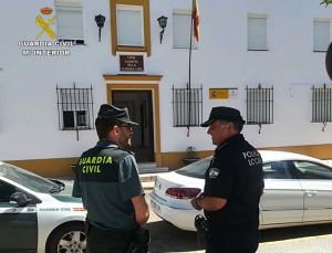 La detención ha sido posible gracias a la colaboración de Policía Local y Guardia Civil.