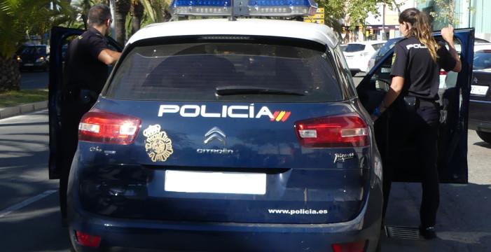 Detenida una persona que denunció el robo de su vehículo después de venderlo