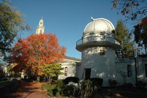 Instalaciones de la Universidad de Denison.