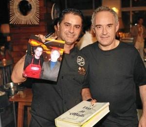 Entre sus proyectos se encuentra un restaurante en Nueva York, de Ferrá Adriá y José Andrés.