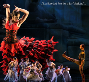 Cartel obra Gran Teatro.