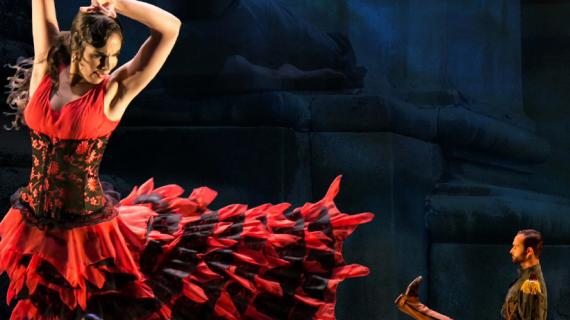 El espectáculo de danza 'Carmen vs Carmen' llega este jueves al Gran Teatro de Huelva