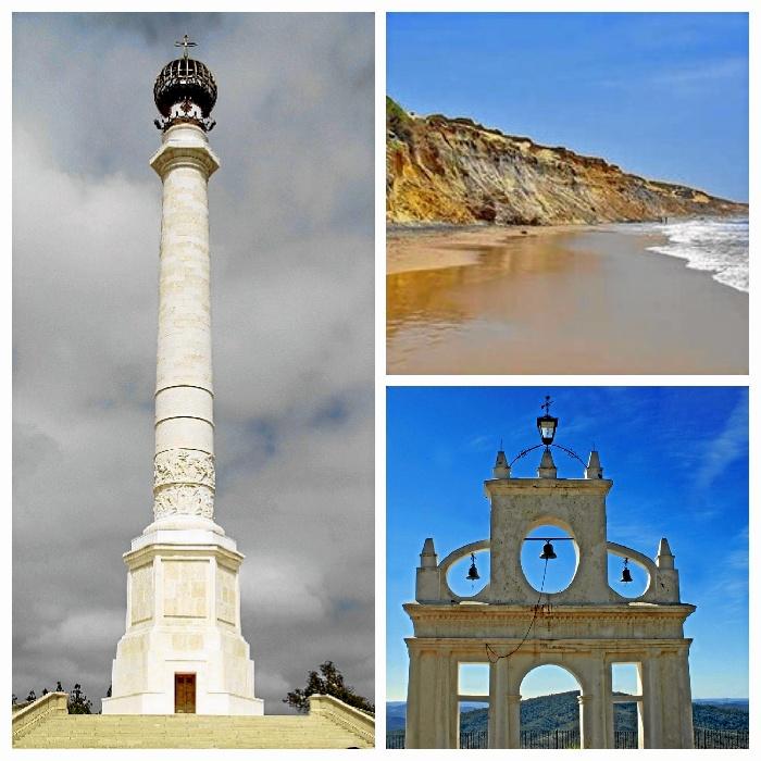 Los diez hitos visuales de la provincia de Huelva