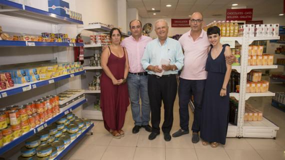 Resurgir recibe ayudas para reforzar su acción como economato solidario