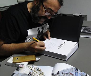 Eliseo García presenta en la ciudad de Platero un trabajo literario sobre los burros