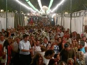 Feria de Valverde.