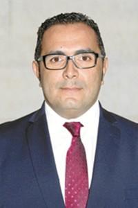 El alcalde de La Redondela, Salvador Gómez.