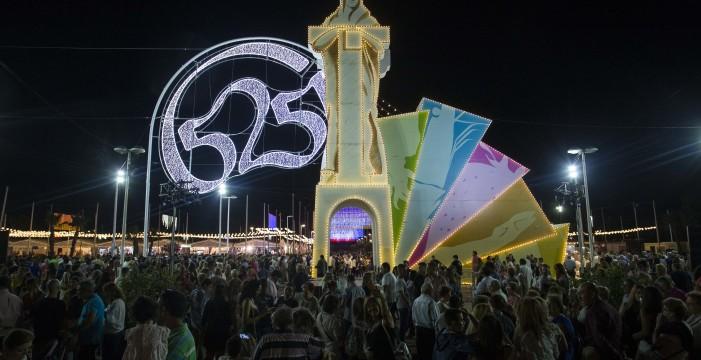 Huelva ya está disfrutando de sus Fiestas Colombinas 2017, dedicadas a Buenos Aires
