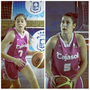 El Conquero volverá a contar en sus filas con Marina Lineros y Diana Moreno.