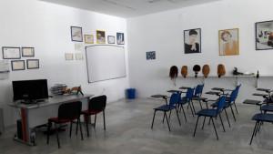 Su centro de formación ha sido homologado por la Junta de Andalucía.