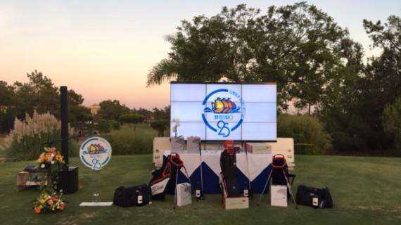 Carlos Ortega Amezaga se hace con el XXV Torneo Aniversario de golf de Islantilla