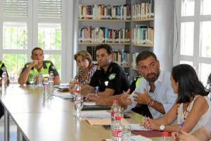 Intervencion del alcalde de Moguer
