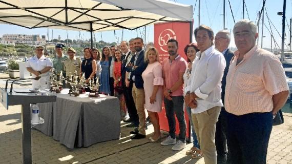 La Regata del 525 Aniversario Huelva-La Gomera se acerca a la sociedad en el año de su recuperación