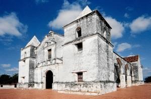 Iglesia de San Antonio de Padua de Clarines, en Venezuela. / Foto: http://www.costadevenezuela.org/.