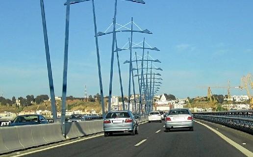 La Huelva que se mueve en un parque de 240.000 turismos, uno por cada dos habitantes