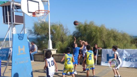 La Antilla e Isla Cristina acogen los circuitos de voley playa y 3×3 de baloncesto