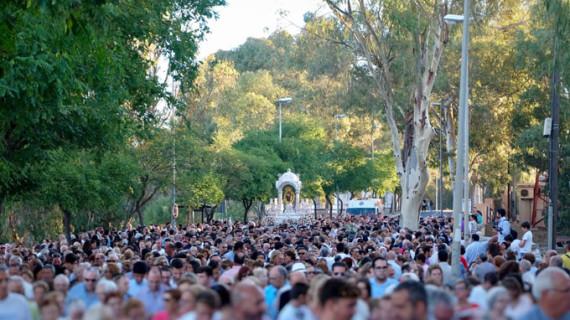 Huelva pone a punto el recorrido para el traslado de La Cinta a la Catedral