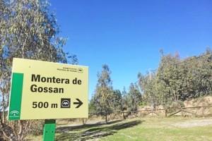 La Montera de Gossan está situada en Nerva. / Foto: juntadeandalucia.es