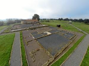 El enclave arqueológico recibe cada año miles de visitantes.
