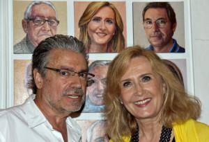 Juan Fernández y Nieves Herrero.