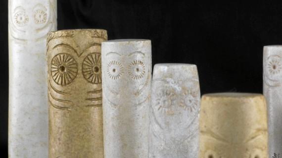El Museo Arqueológico Nacional acogerá tres ídolos del yacimiento Seminario-La Orden en una exposición por su 150 aniversario