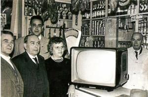 Los primeros instantes de la televisión en Huelva.