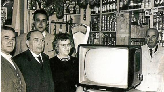 Historia de la televisión en Huelva