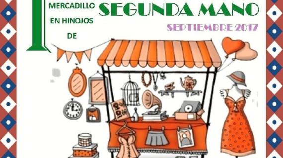 Hinojos celebra este fin de semana el I Mercadillo de Segunda Mano
