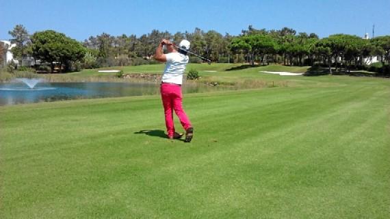Juan Pedro Galán Luengo se proclama vencedor en primera categoría en el Torneo de Verano Golf Nuevo Portil