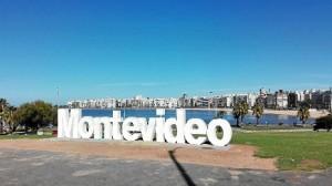Ha vivido en Montevideo, una ciudad que lo ha enamorado.