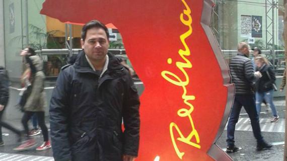 El moguereño Damián Santano cuenta su experiencia alemana tras dos años de su marcha a Berlín por trabajo y por amor