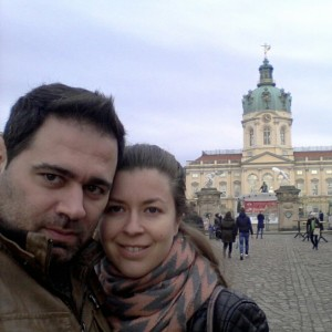 Damián e Isabel se marcharon a Berlín hacer cerca de dos años.