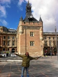En una imagen en 2013 en Toulouse.