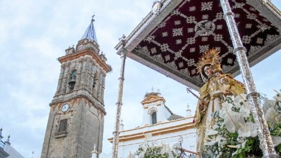 El vino, Doñana y la cultura marcan este 2017 la Feria de Septiembre de Bollullos del Condado