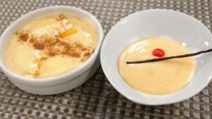 Natillas, uno de los platos predilectos del escritor moguereño. / Foto: RTVE.