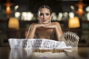 Bibiana ha estado muy orgullosa de representar a su tierra. / Foto: Alejandro Delgado (Kilah Modelos).