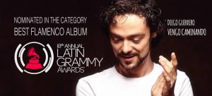 Diego Guerrero, nominado a los Latin Grammy.