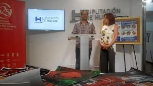 La agenda cultural de Otoño ha sido presentada este jueves en la Diputación Provincial de Huelv