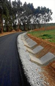El Consistorio ha ejecutado destacados proyectos de arreglo de caminos,