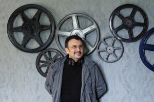 El director de cine Antonio Cuadri.