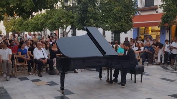 Un concierto del pianista José Luis Nieto abre la programación cultural de otoño de Almonte