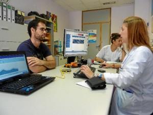 El Hospital Juan Ramón Jiménez ha registrado un positivo balance asistencial durante los meses de julio y agosto.