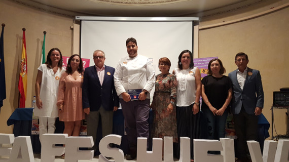 El chef Xanty Elías, elegido embajador de la salud mental 2017