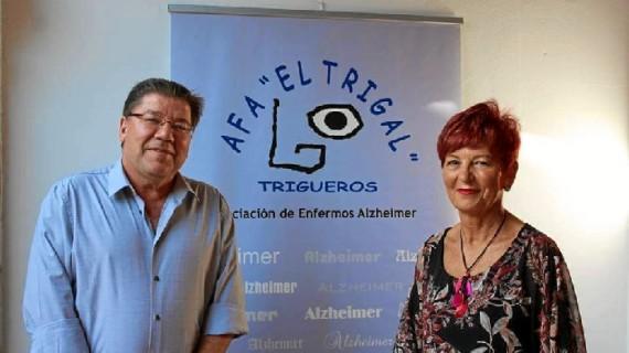 Trigueros conmemora el Día Mundial del Alzheimer