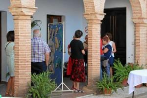 """Para contactar con AFA """"El Trigal"""" pueden acudir al Centro Cívico- Convento del Carmen."""