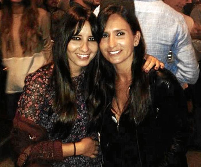 Estela Milá y Míriam Milá, creadoras de Sout.
