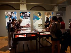 Sala expositiva dedicada a Concha Espina.